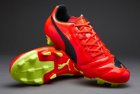 Puma Evo POWER [Sepakbola] | Jual sepatu futsal original